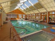 Private Indoor Pool, Beach Access, Gunstock Ski (ADI282Bf)