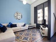 Apartment Paseo holiday vacation large apartment rental spain, barcelona