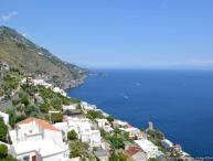 Casa Bassine Amalfi Coast villa in Praiano for short term stays with views