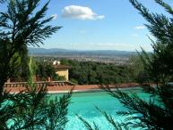 Villa Florin holiday vacation large villa rental italy, tuscany, near florence,
