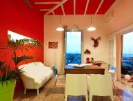 Casa Sirene holiday vacation casa apartment rental italy, sicily, trapani