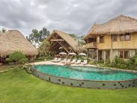 Luxury 5 BR , Rice Fields View, Ubud
