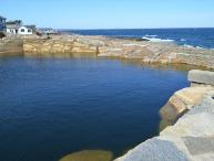 Ships Bell: Water views, fantastic sunsets & a swimming quarry