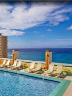 WAIKIKI STUDIO WITH GREAT OCEAN VIEW