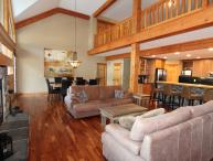 Canmore Three Sisters Mountain Homes 3 Bedroom Lofted Condo