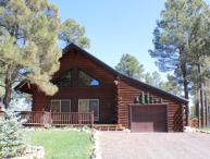 Oakwood offers the best of mountain living in this vacation cabin, centrally