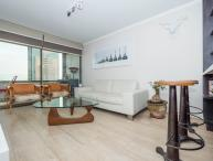 Trendy 1 Bedroom Apartment in Las Condes