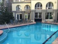 Top Conde Nast Fairmont Franz Klammer Pool