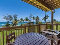 Kaha Lani Resort #224, Ocean Front, Remodeled, Steps to Beach & Bike Path