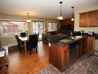 Kicking Horse Aspens 2 Bedroom Condo with Private Hot Tub!