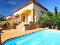 3 bedroom Villa in L'Escala, Costa Brava, Spain : ref 2010388