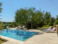 2 bedroom Villa in Chateauneuf De Grasse, Cote D Azur, France : ref 2017938