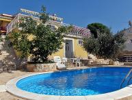 4 bedroom Villa in Trogir Okrug Gornji, Central Dalmatia, Croatia : ref 2021303