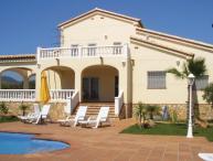 4 bedroom Villa in L Ampolla, Catalonia, Costa Dorada, Spain : ref 2037132