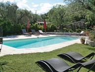 4 bedroom Villa in Grasse, Cote D Azur, Alps, France : ref 2041870