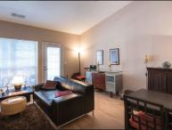 Furnished 1-Bedroom Condo at King St & N Hampton Dr Alexandria