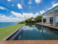 Exquisite villa on a clifftop with amazing view