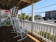 Pugh -  Affordable ocean view duplex on the south end of Wrightsville Beach