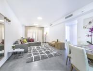 2 BDR in LUXURY Building City Center Jerusalem