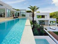 5 bedroom Villa in San Jose, Cala Jondal, Baleares, Ibiza : ref 2132856