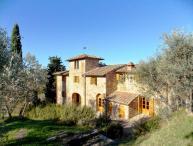 4 bedroom Villa in San Casciano Val di Pesa, Chianti, Tuscany, Italy : ref 2135177