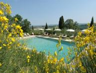 3 bedroom Apartment in San Gimignano, Siena Area, Tuscany, Italy : ref 2230393