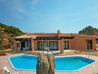 4 bedroom Villa in Li Valcaggi, Sardinia, Italy : ref 2269880