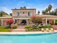 5 bedroom Villa in Antibes/ Juan Les Pins, Cote D'azur, France : ref 2291538