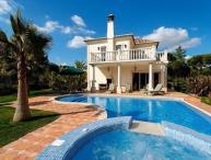 5 bedroom Villa in Quinta do Lago, Algarve, Portugal : ref 2022358