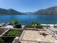 Seafront villa in for rent in Kotor, Montenegro