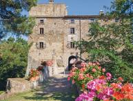12 bedroom Villa in Bagnoregio, Latium lazio, Latium Countryside, Italy : ref 2040697