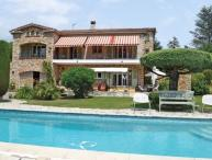 4 bedroom Villa in Mougins, Cote D Azur, Alps, France : ref 2042293