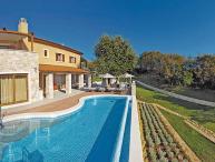 4 bedroom Villa in Labin, Istria, Croatia : ref 2042789