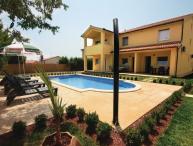 4 bedroom Villa in Medulin, Istria, Croatia : ref 2044189