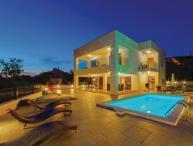 4 bedroom Villa in Crikvenica, Kvarner, Croatia : ref 2095253