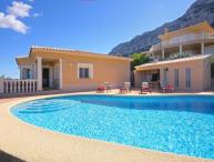 5 bedroom Villa in Denia, Alicante, Costa Blanca, Spain : ref 2127160