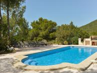 4 bedroom Villa in San Jose, Baleares, Ibiza : ref 2132828