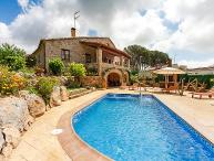 4 bedroom Villa in Calonge, Costa Brava, Spain : ref 2216264