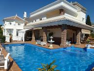 4 bedroom Villa in Nerja, Costa Del Sol, Spain : ref 2217277
