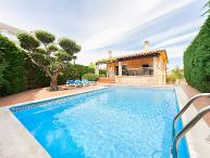 6 bedroom Villa in L Escala, Costa Brava, Spain : ref 2218181