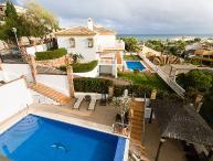 6 bedroom Villa in Mijas Costa, Costa del Sol, Spain : ref 2218330