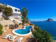 6 bedroom Villa in Calpe, Costa Blanca, Spain : ref 2263405