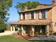 4 bedroom Villa in Montaione, Tuscany, Italy : ref 2266250
