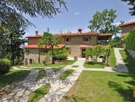 5 bedroom Villa in Cortona, Tuscany, Italy : ref 2268114