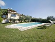 5 bedroom Villa in Camaiore, Tuscany, Italy : ref 2269708