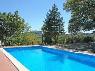 5 bedroom Villa in San Gimignano, Chianti Classico, Italy : ref 2286058