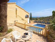 6 bedroom Villa in Denia, Alicante, Costa Blanca, Spain : ref 2288807