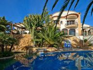 5 bedroom Villa in Javea, Costa Blanca, Spain : ref 2298784