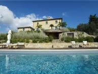 4 bedroom Villa in San Casciano Dei Bagni, Tuscany, Italy : ref 2301319