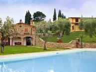 6 bedroom Villa in Lucignano, Tuscany, Italy : ref 2374027